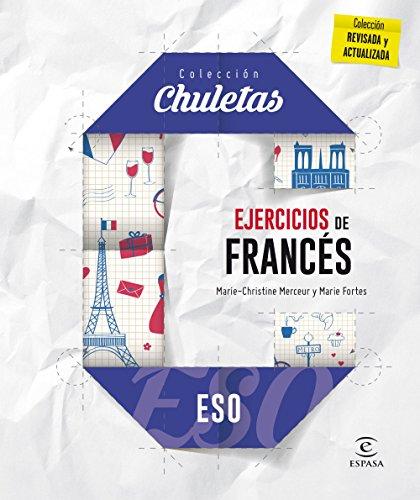 Ejercicios de francés para la ESO (CHULETAS)