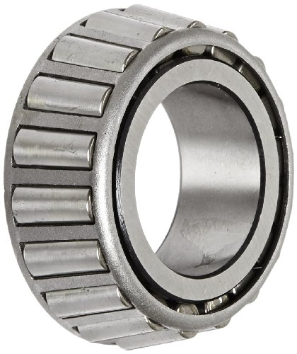 Timken 26882T Tapered Roller Bearing, Single Cone, Standard Tolerance, Tapered Bore, Steel, Inch, 1.6250