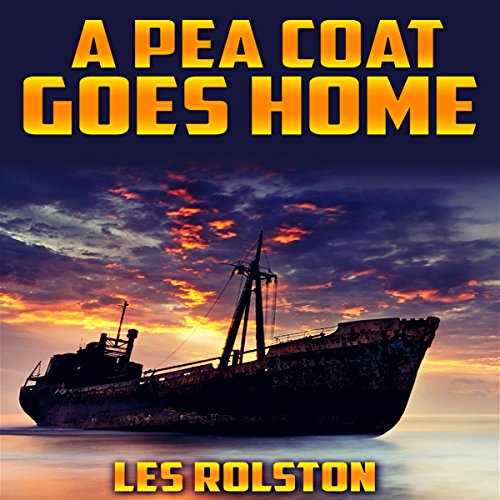 A Pea Coat Goes Home audiobook cover art