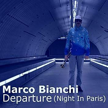 Departure (Night In Paris)