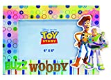 Disney Buzz and Woody Pressed Paper Photo Frame