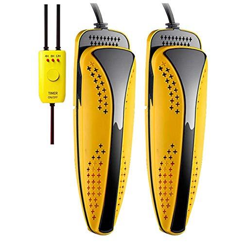 Zmsdt Doppelkernheizung Tragbare Desodorierung Konstante Temperatur Trocknung Röster Zeitgesteuert Werden Elektrischer Schuhtrockner Wärmer