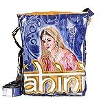 Shakti Milan Umhängetasche Bahini | Handtasche Upcycled Tasche recycled Reissack Shopping Bag...