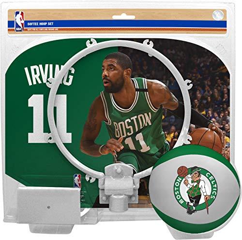 RAWLINGS NBA Kyrie Irving NBA Basketball Player Hoop Setnba Player Hoop Set (All Player Options), No Color, One Size