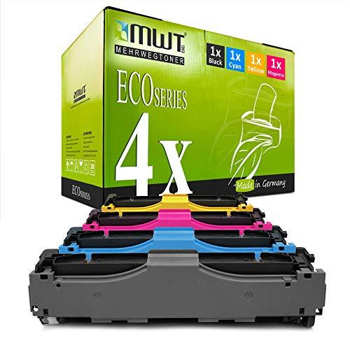 4X MWT kompatibel Toner für HP Color Laserjet CP 2024 2025 2026 2027 X DN N ersetzt CC530A-33A 304A