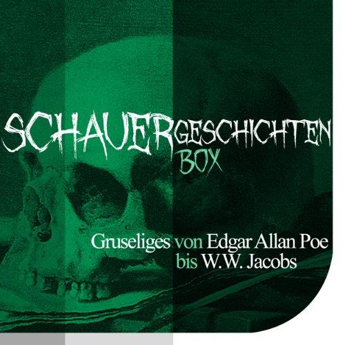 Couverture de Schauergeschichten Box