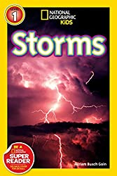 National Geographic Readers: Storms! (AFFILIATE)