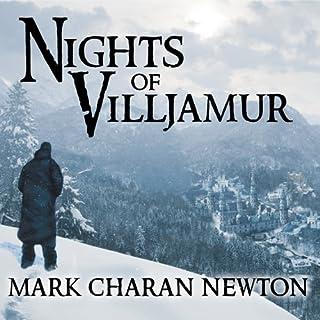 Nights of Villjamur audiobook cover art