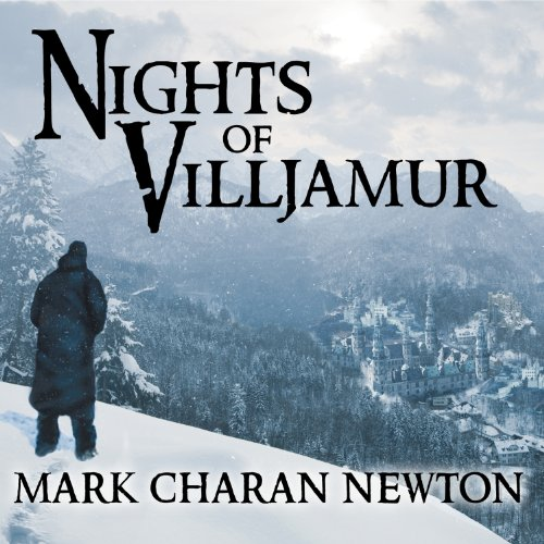 Nights of Villjamur audiobook cover art