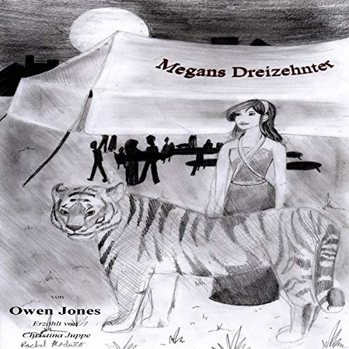 Megans Dreizehnter [Megan's Thirteenth]  By  cover art