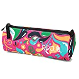 RIP CURL Drops Pencil Case - Bolso para Mujer, Mujer, LUTCD4-20, Rosa, 20 x 10 x 7 cm, 1 Liter