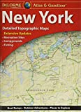 DeLorme® New York Atlas & Gazetteer (New York State Atlas & Gazetteer)