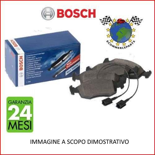 Bosch 0986463921 EuroLine Disc Brake Pad Set