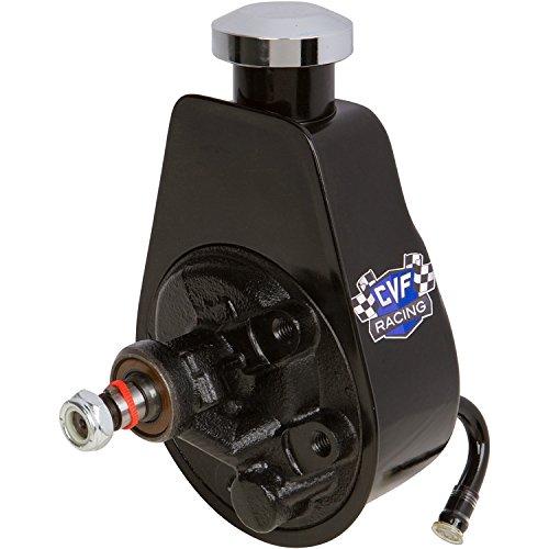 Black Saginaw Power Steering Pump Keyway Shaft