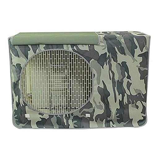 kitabetty Copri-climatizzatore, Accessori Classici Copri-climatizzatore Veranda Copri-Antipolvere Impermeabile all Season Universal.