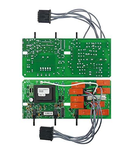 Scheda Elettronica Per Tagliaverdure CL50E L 190mm Lar. 83mm Adatto Robot-Coupe chiskoit SNC72