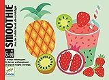 Djeco Smoothie Juegos de Cartas, Multicolor (DJ05192)