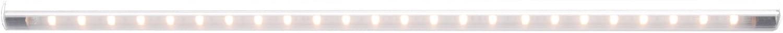 WAC Lighting LS-LED20-W-WT Straight Edge 19.25-Inch LED Strip Light, White Finish