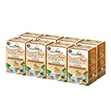 Nature's Guru Instant Ginger Chai Tea Drink Mix Unsweetened 10 Count Single Serve On-the-Go Drink Packets (Pack of 8), 5.64 Ounce (Pack of 8) (GCU_Inner)