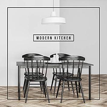Modern Kitchen - Jazz Background Music for Cooking