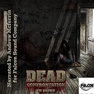 DEAD audiobook cover art