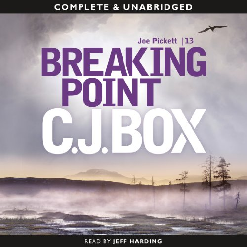 Breaking Point                   By:                                                                                                                                 C.J. Box                               Narrated by:                                                                                                                                 Jeff Harding                      Length: 10 hrs and 23 mins     8 ratings     Overall 4.6