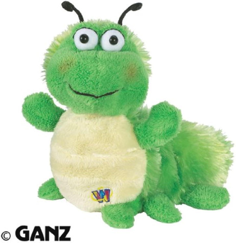 Webkinz Caterpillar Plush Toy with Sealed Adoption Code