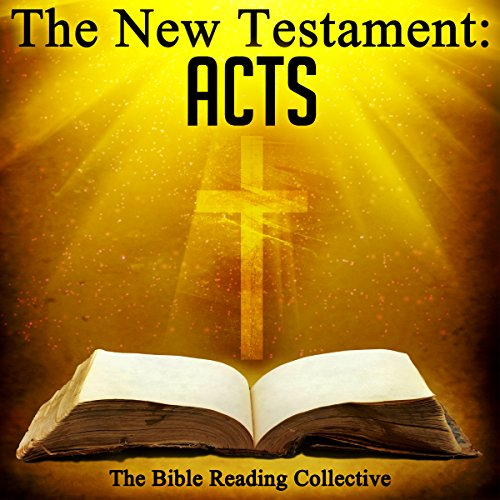 The New Testament: Acts                   By:                                                                                                                                 The New Testament                               Narrated by:                                                                                                                                 The Bible Reading Collective                      Length: 2 hrs and 26 mins     Not rated yet     Overall 0.0