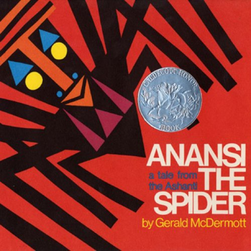 Anansi the Spider: a tale from the Ashanti (PB)