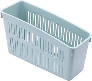 Warmwin Panier 4 Trous Réfrigérateur Boîte de Rangement Tiroir escamotable Porte-Bouteille Boite de Stockage de légumes Eg...