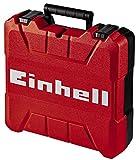 Einhell Koffer E-Box S35/33 (für universelle Aufbewahrung von Werkzeug und Zubehör, weiches Schaumstoff-Innenfutter für verkratzungsfreien Transport, spritzwassergeschütztes Design)