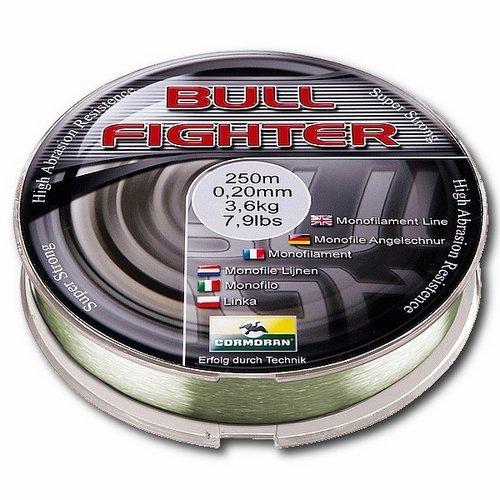 Cormoran Bull Fighter Schnur 0,20mm 3,6kg 110m Monofile Angelschnur