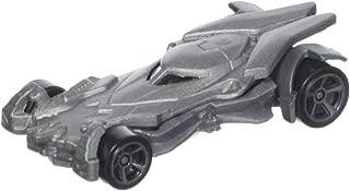 Hot Wheels 2017 Batman Batmobile (Batman V Superman: Dawn of Justice) 237/365, Silver