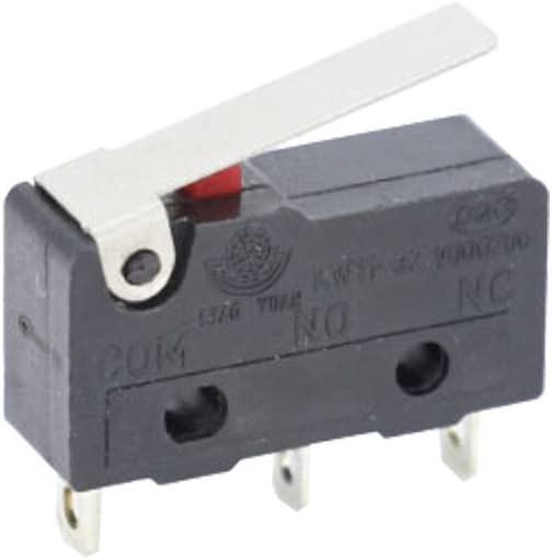 10 PCS LOT Limit Switch 3 Pin and Manufacturer direct delivery Life 5A New KW All Max 79% OFF 250VAC Long