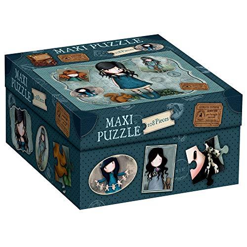 Headu- Gorjuss Maxi Puzzle