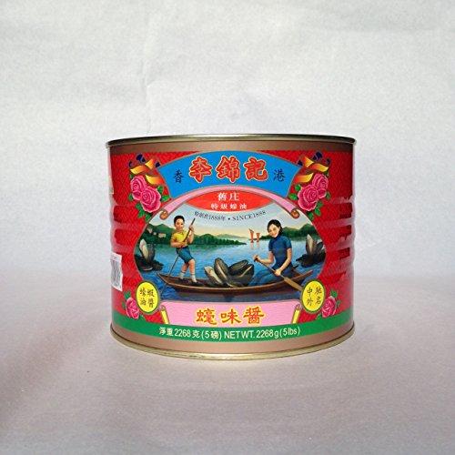 李錦記 オイスターソース 5LB缶 2268g