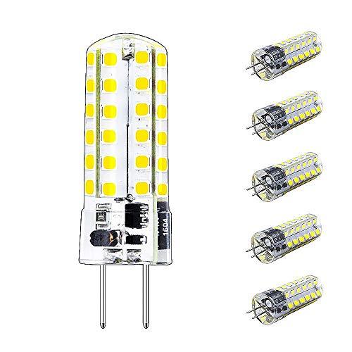 GY6.35 4W=30W Flimmerfrei LED Glühbirne AC//DC12V 48X4014 SMD Warm//Kaltweiß