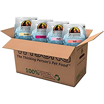 Wysong Feline Variety Pack Dry Cat Food Four- 5 Pound Bags