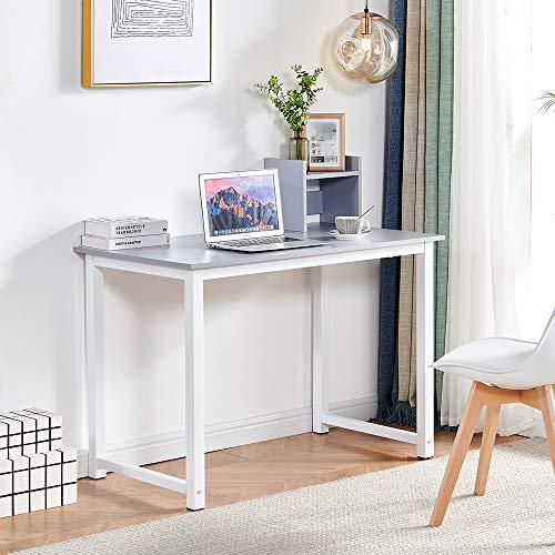 Huisen Furniture Office Computer Desk Table Grey 41.7