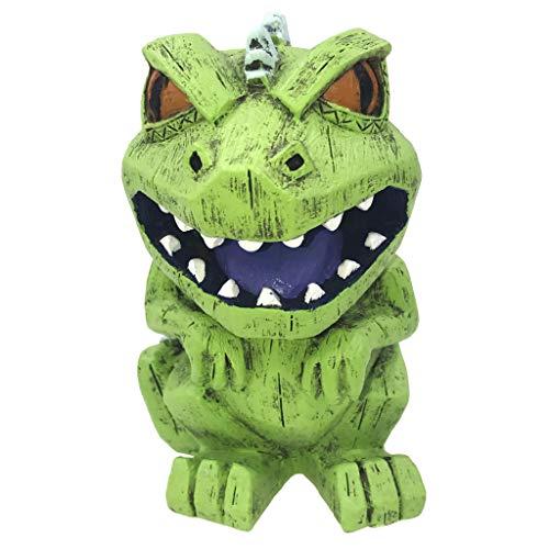 Nickelodeon Rugrats Reptar 4-Inch Eekeez Figurine