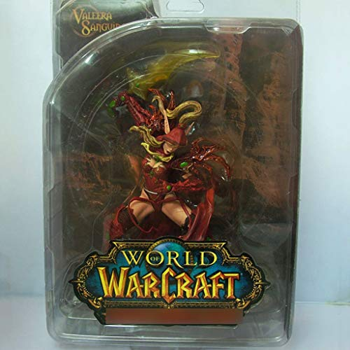 YP Py World of Warcraft Action Figur Valeera Game Figure PVC Statue