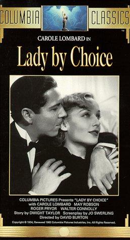 Lady by Choice [USA] [VHS]