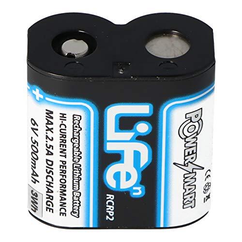 Batería para CR-P2batería de ion de litio recargable CRP2