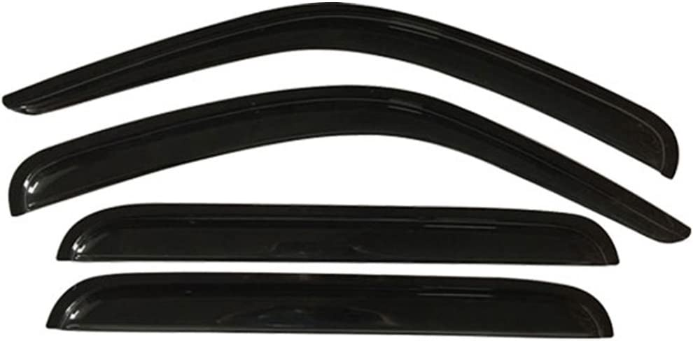 Tape On External San Francisco Mall Window Visor With Lib Jeep Max 68% OFF Compatible 2002-2007