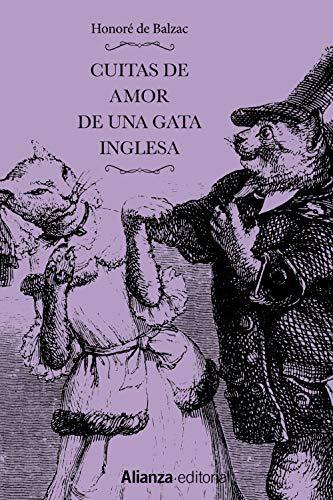 Cuitas de amor de una gata inglesa / Cuitas de amor de una gata francesa (Libros Singulares (Ls))