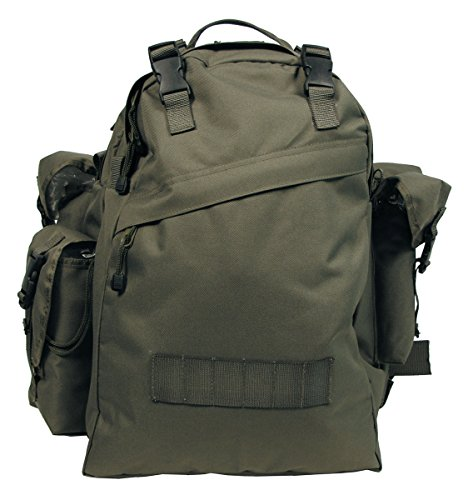 sac à dos 'Combo' , Couleur:oliv/OD green