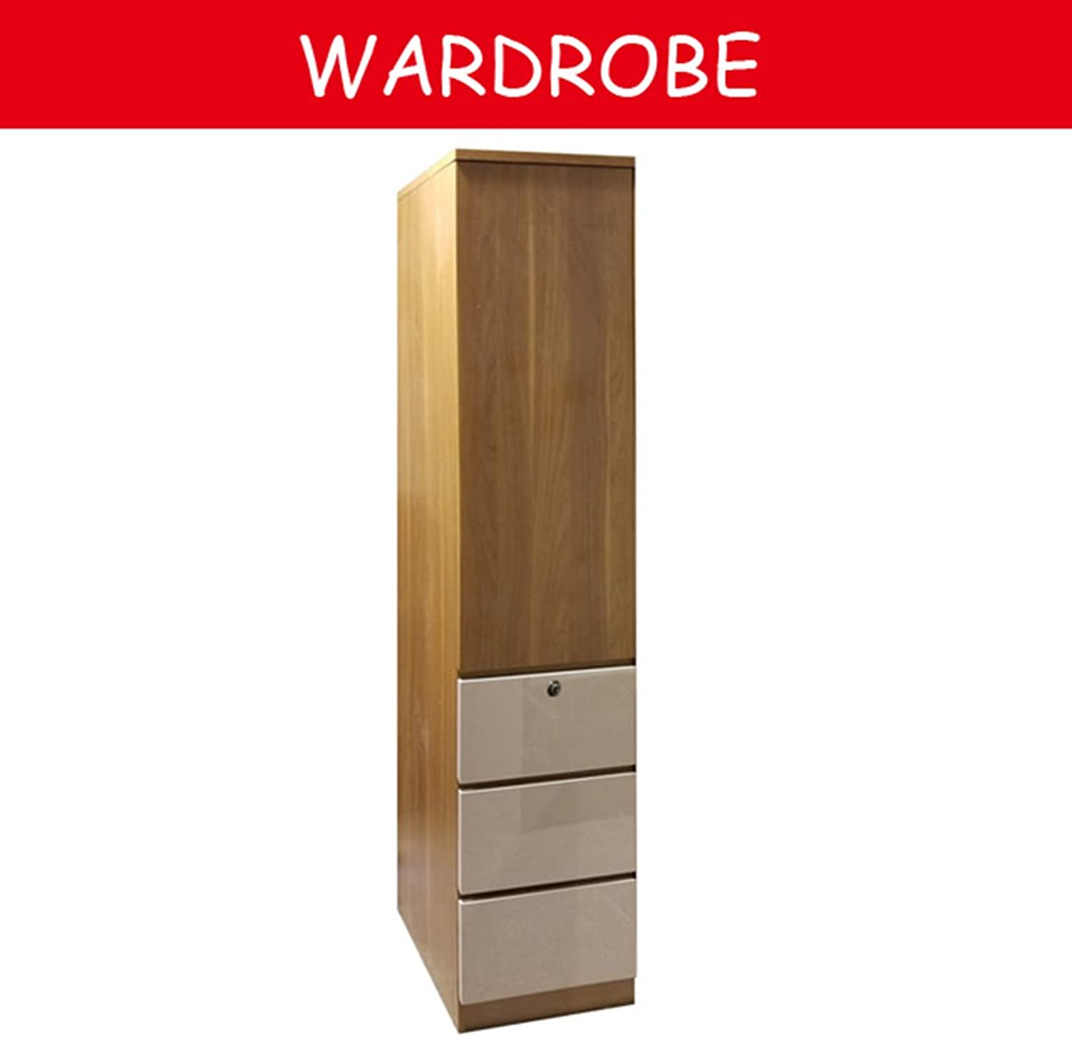 Rongda Wardrobe, Mini Fashion MDF Leisure Wood Kids Wardrobe Furniture (WP04) (Width 18 )