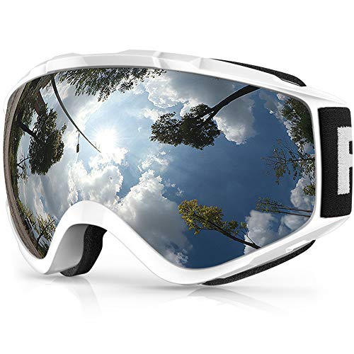 findway Ski Goggles, Skiing Goggles For Snowboard Jet Snow, For Women...