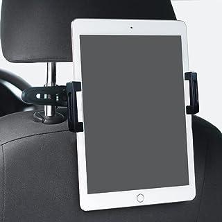 "pTron Mount ST4B Universal 360° Rotating Car Back Seat Headrest Mobile & Tablet Mount Holder, Compatible with 4.7-11"" Widt..."