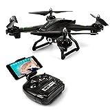 LBLA Drone con Telecamera Live Video HD FPV modalità Headless 2.4GHz 4 CH 6...